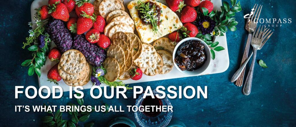 Food is our passion - Compass Group